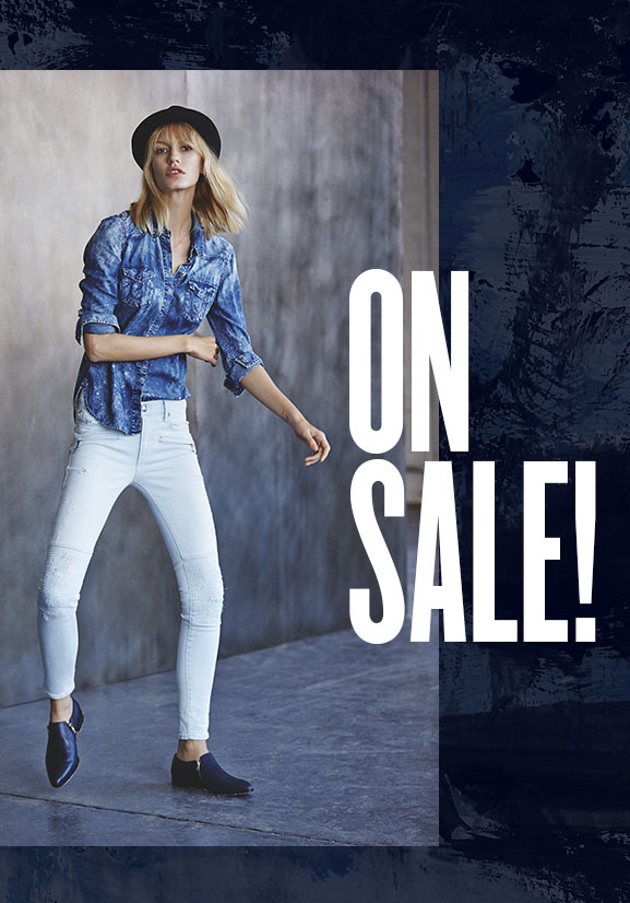 True Religion - Womens Sale Clothing - Jeans, Tops, Bottoms, Accessories
